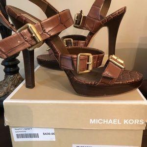 Michael Kors heel size 9
